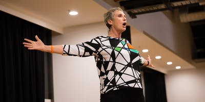 Impact With Intention - A Fearless Workshop with Johanna from Australia