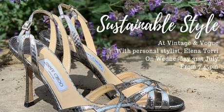 Sustainable Style with Exclusive Discount tickets