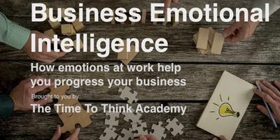 Time To Think Academy - Business Emotional Intelligence – what is it and why is it important?