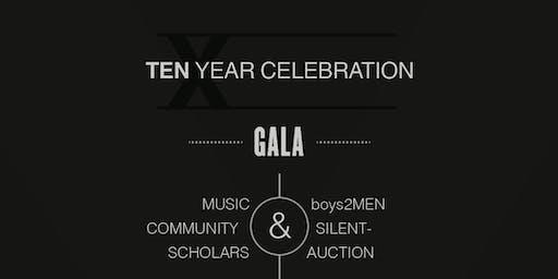Rejuvenate - Gala 10 Year Celebration