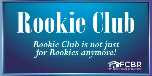 Rookie Club October