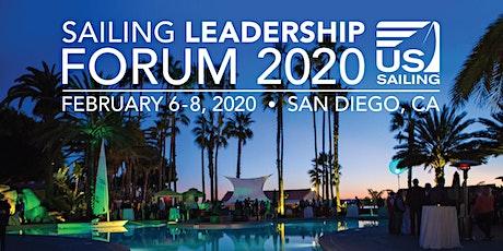 Sailing Leadership Forum 2020 tickets