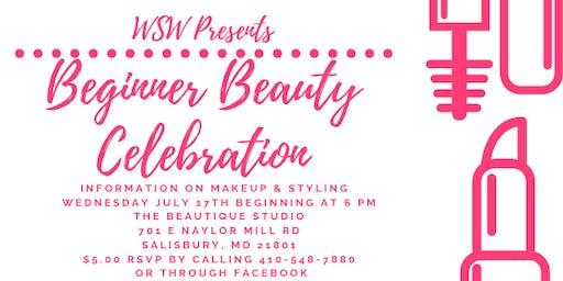 Beginner Beauty Celebration
