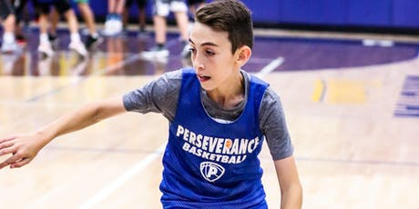 PERSEVERANCE BASKETBALL - FALL YOUTH LEAGUE (GRADES K – 9) tickets