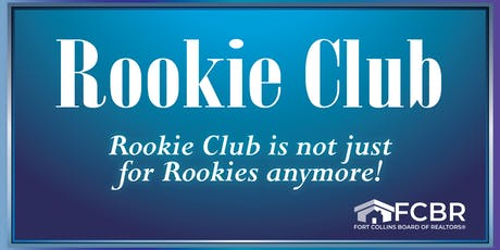 Rookie Club November tickets