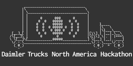 Daimler Trucks North America Hackathon  tickets