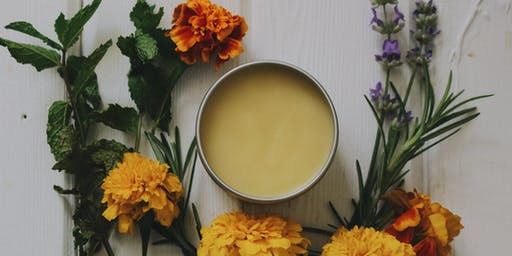 DIY Herbal Oil Infusions and Salves!