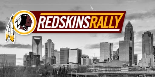 Redskins Rally with the Washington Redskins