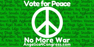 Meet N Greet - Angelica Duenas for Congress Progressive Dem