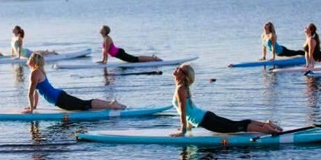 SUP Yoga (Friend's of Children's Square Fundraiser) tickets