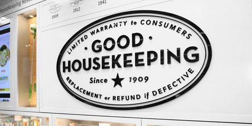 Good Housekeeping Institute Tour - 2/14/20 at 11:30am