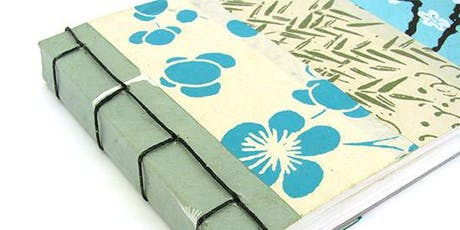 Japanese Stab Book Binding Workshop tickets