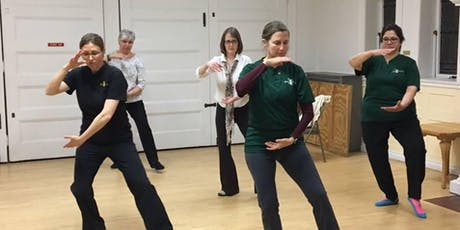 Fitness with Tai Chi! tickets