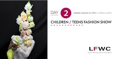 LFWC Children / Teens Fashion Show