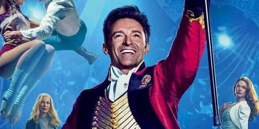 Circus Day: Screening of 'The Greatest Showman'