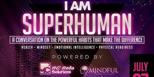 I Am Super Human Conference