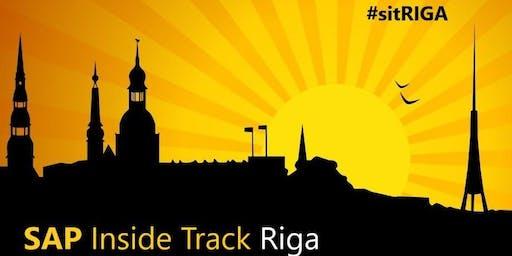 SAP Inside Track Riga 2019