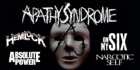 Apathy Syndrome's Resurgence Show tickets