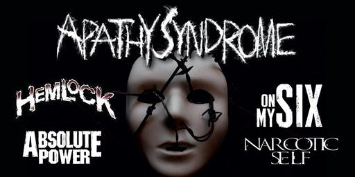 Apathy Syndrome's Resurgence Show