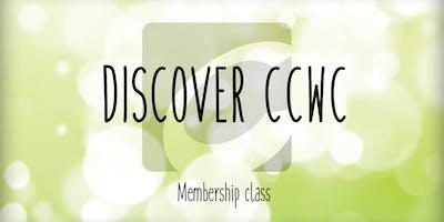 """Discover CCWC"" Membership"