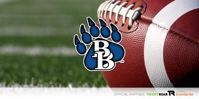 Brewer vs Hall 7th Grade Football