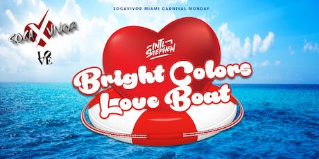 Bright Colors Love Boat 2019 tickets