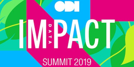 ODI Summit 2019 tickets