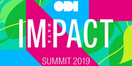 ODI Summit 2019 tickets