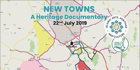 Heritage Documentary - New Towns tickets