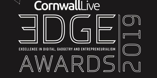 CORNWALL LIVE EDGE AWARDS 2019 - LAUNCH