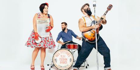 The Reverend Peyton's Big Damn Band, Hacienda  Brothers tickets