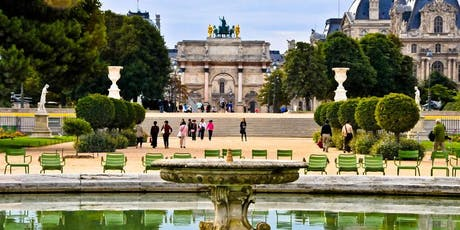 MindTravel SilentWalk in the Jardin des Tuileries billets