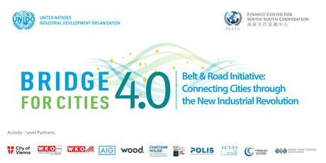 UNIDO's BRIDGE for Cities 4.0  tickets