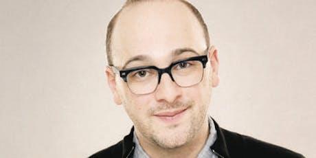 Josh Gondelman: NICE TRY Book Release Show tickets