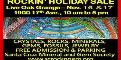 Santa Cruz Holiday Gem and Mineral Show