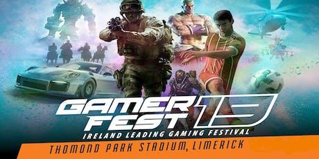 GamerFest Galway 2019  tickets