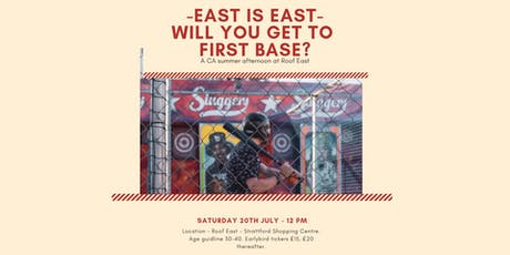 ConnectAsian Presents - East is East - Will you get to first base?  tickets