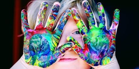 Violet Lotus Creations Presents - The Art of Finger Painting! tickets