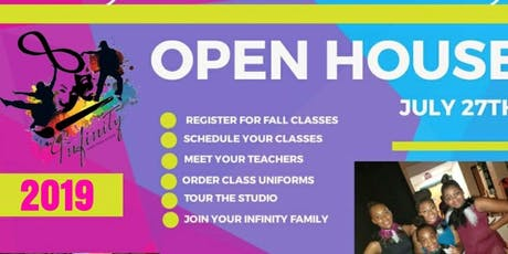Infinity Dance Fitness Academy Open House tickets