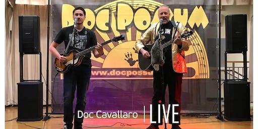 Market Street Social LIVE - Doc Cavallaro