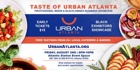Taste of Urban Atlanta: 2 Year Anniversary Celebration tickets