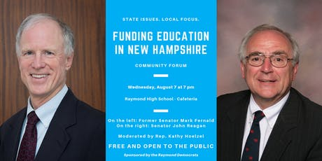 Funding Education in New Hampshire - A Community Forum tickets