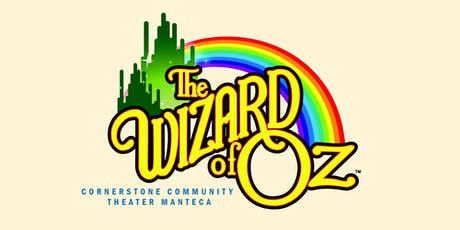 The Wizard of Oz - Sunday Matinee tickets