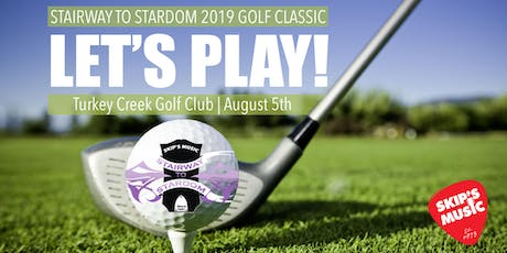 Stariway to Stardom Golf Classic 2019 tickets