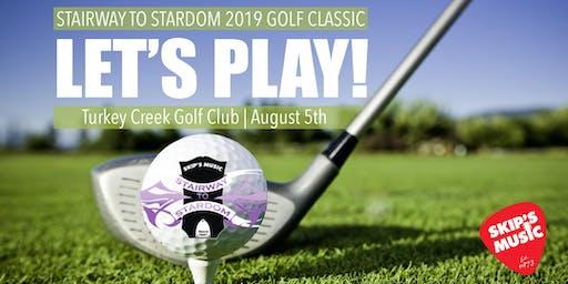Stariway to Stardom Golf Classic 2019