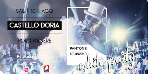 WHITE PARTY 2019 by Rotaract Club La Spezia
