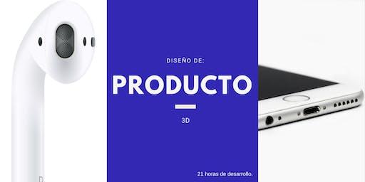 Diseño de producto 3D