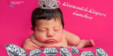 Diamonds & Diapers Luncheon tickets