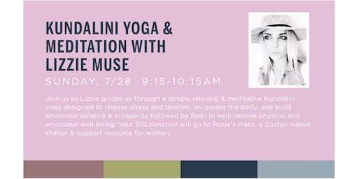 Kundalini Yoga Meditation & Reiki