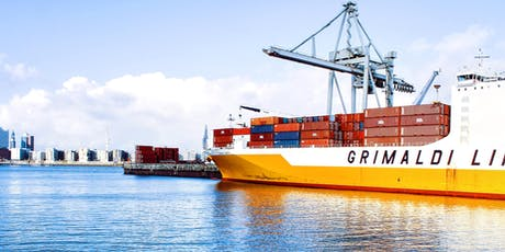 Brown Bag Lunch: Bluetech and the Global Logistics Industry tickets